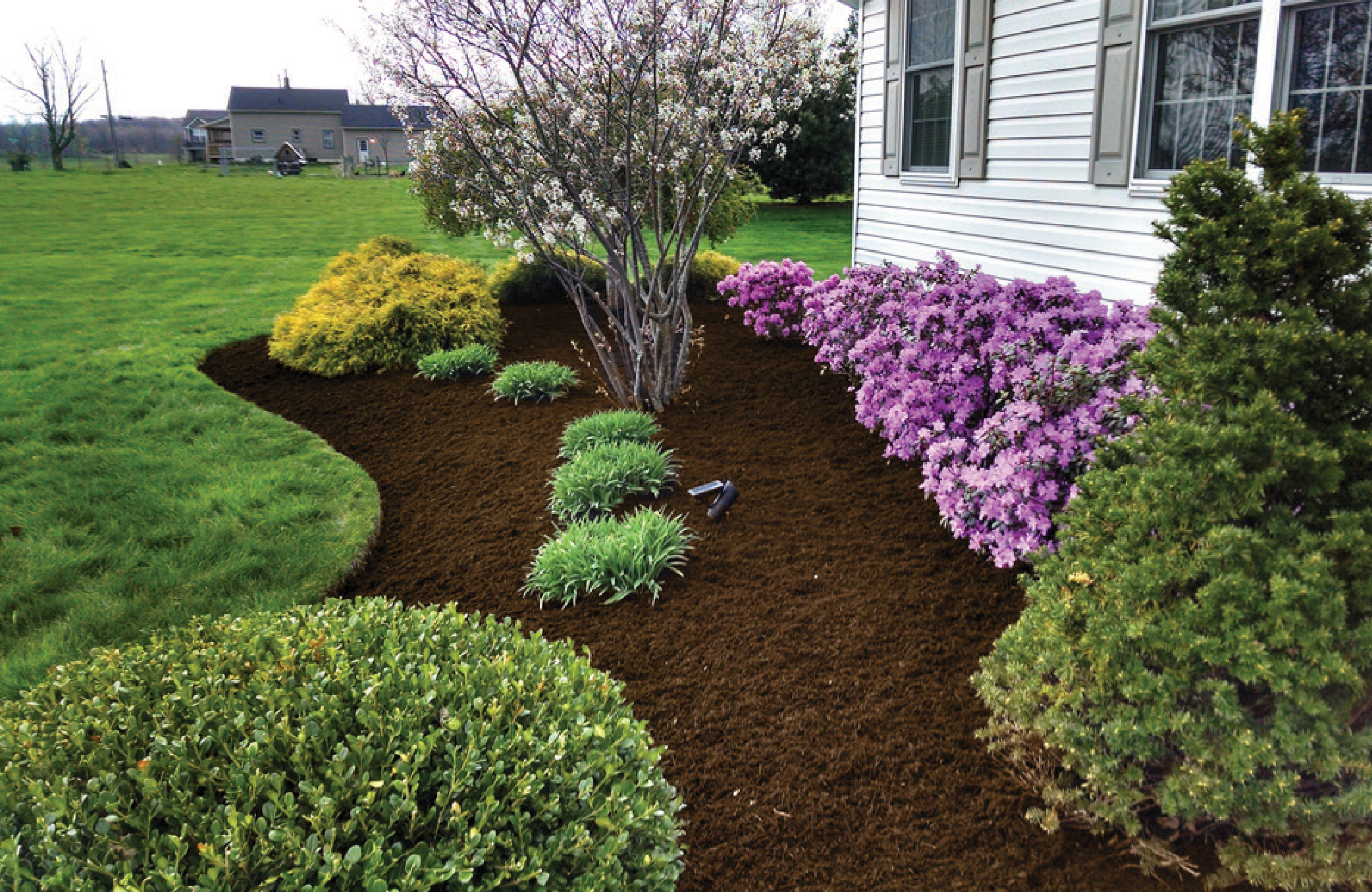 Southern Illinois St Louis Mulch Company Midwest Mulch Compost
